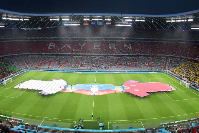 UEFA probe potential discriminatory incidents during Germany v Hungary