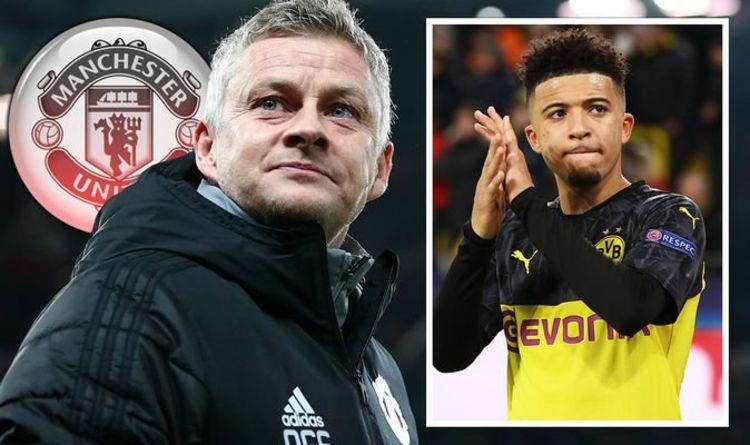 Man Utd boss Solskjaer: Sancho has right character