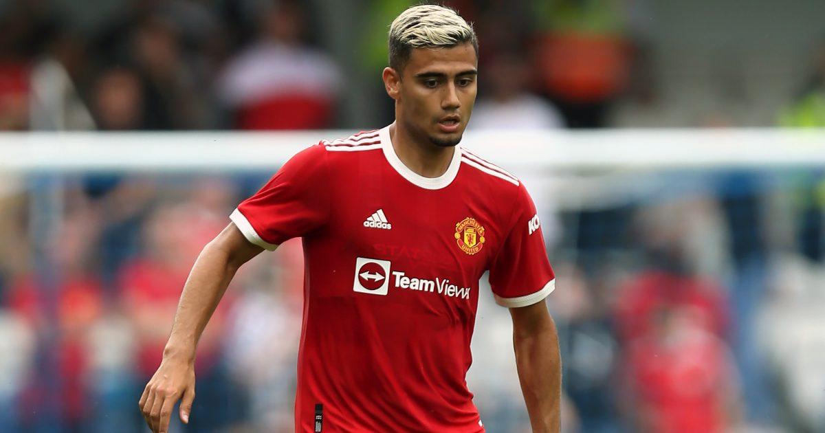 Man U midfielder Pereira seals loan move to Flamengo