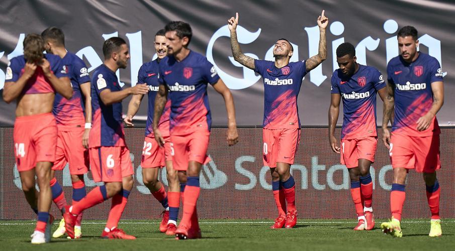 Champions Atletico Madrid edge Celta Vigo in La Liga opener