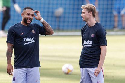 Barcelona get double fitness boost ahead of Getafe clash