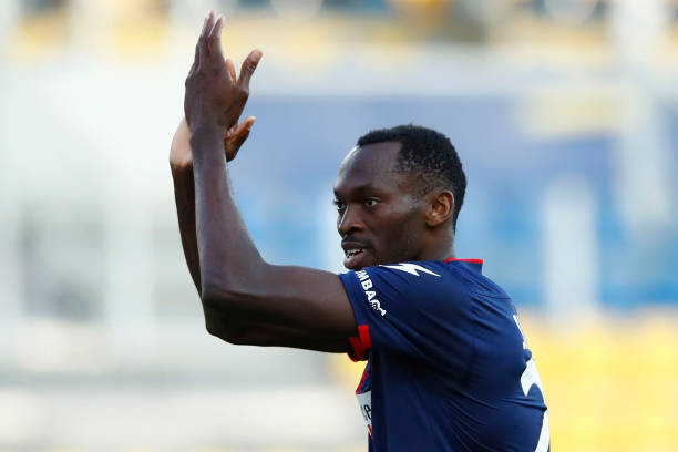 Transfer: Simy Nwankwo to undergo Salernitana medical