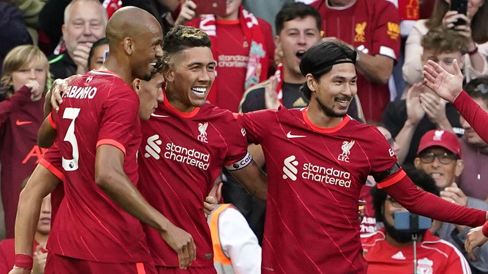 Transfer window: Why Liverpool failed to sell Shaqiri