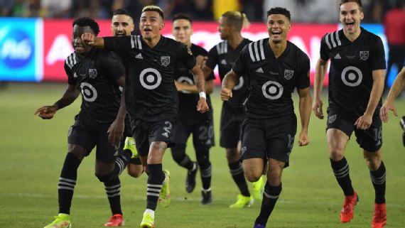 Turner impressive as MLS All-Stars beat Liga MX in shootout