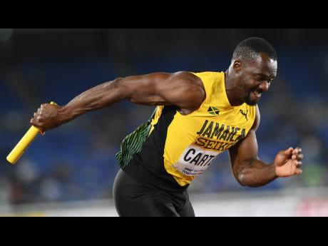 Olympics relay gold medallist Nesta Carter retires