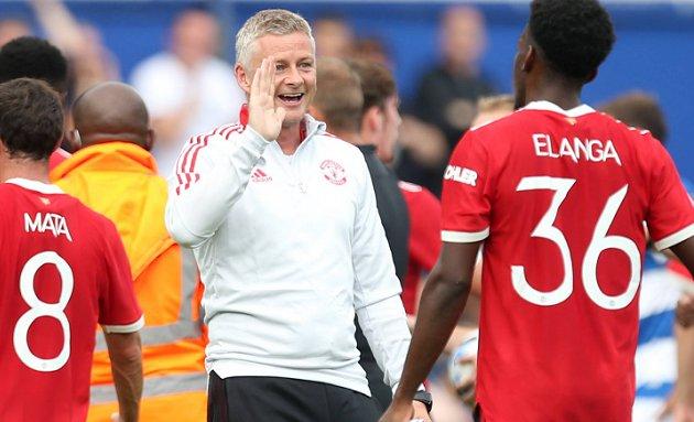 Solskjaer delighted with Greenwood, Varane as Man Utd win at Wolves
