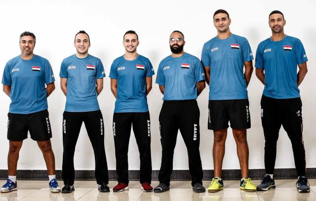 Egypt table tennis team