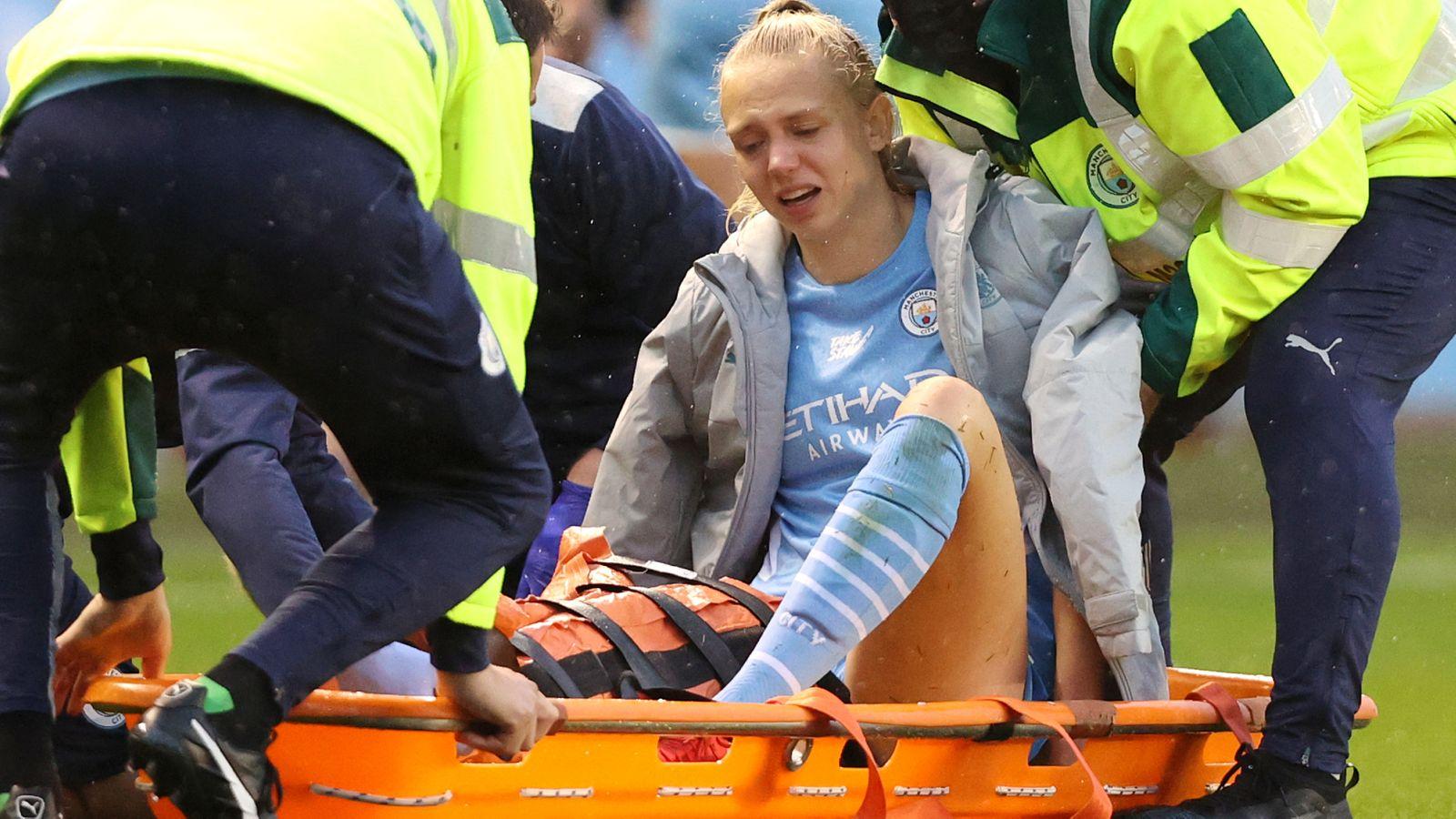 Injury knocks Esme Morgan out of England squad vs North Macedonia