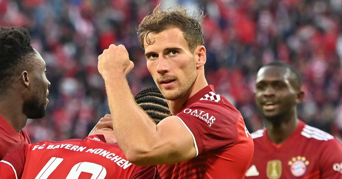 Man Utd-linked midfielder agrees new Bayern deal 'until 2026'