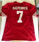 NEW Official Authentic Nike NFL- Colin Kaepernick Super Bowl Jersey Medium 52