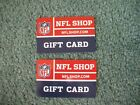 Pair of $20 NFL Shop gift cards