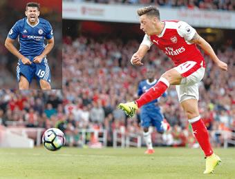 EPL: Arsenal guns down Chelsea -