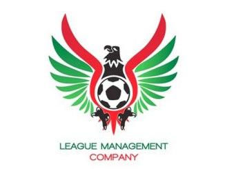 LMC - league management company logo