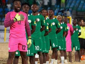 Nigeria Super sand eagles