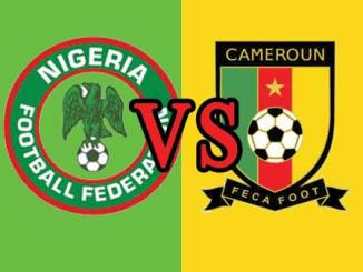 super eagles vs indomitable lions