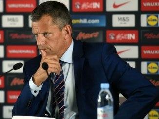 FA backs Glenn over Sampson dismissal