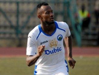 Mfon Udoh eyes Continental success