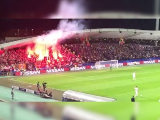 Spartak hit with two charges over ref flare incident