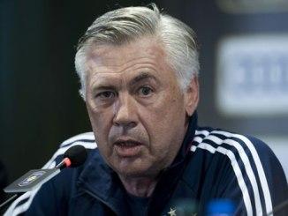 Ancelotti dismisses departure talk