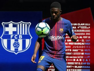 Dembele will cost €10m less after his injury