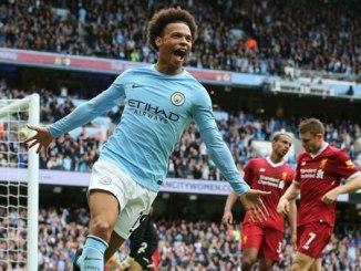 City's new strike partnership sinks 10-man Liverpool