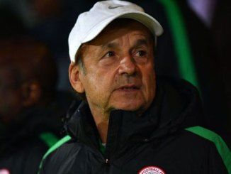 Russia 2018: Gutless Eagles can't make it —Rohr
