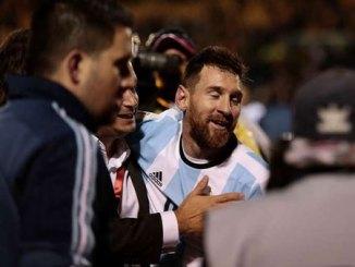 Messi maintains his status as Argentina's main man