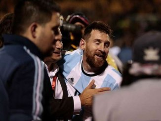 Messi maintains his status as Argentina's main man