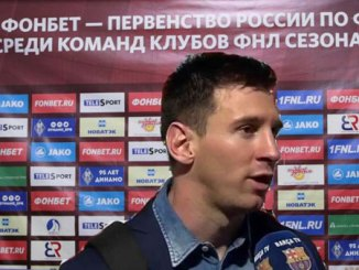 Barca and Messi receive invitation to Russian league