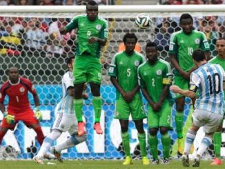 Nigeria, Argentina clash in glamour game in Russia