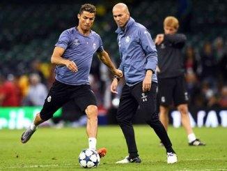 Lloris hails 'inspirational' Ronaldo and Zidane