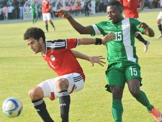 Nigeria, Egypt