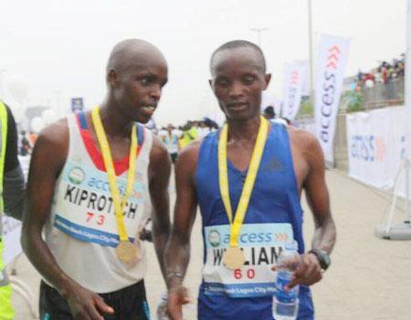 3rd Access Bank Lagos Marathon