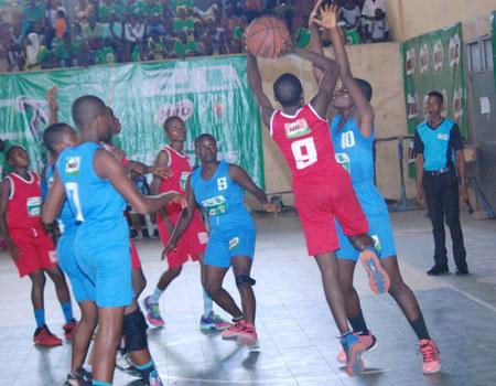 MILO Basketball Championship