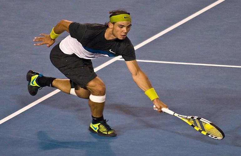 Rafael Nadal meldt zich af voor Ahoy