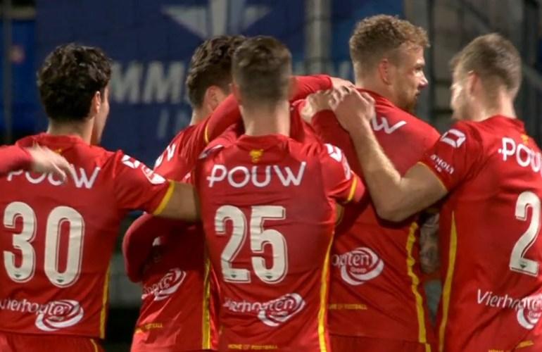 Duur puntverlies voor de Eagles in Den Bosch