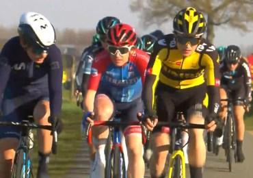 Vrouwen begonnen aan Amstel Gold Race | KIJK LIVE via NOS.NL