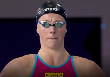 Toussaint en Korstanje zwemmen Nederlands record