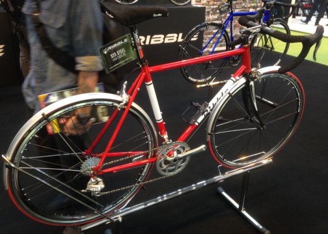 Ribble 525 steel