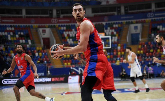 Nikola Milutinov povređen do kraja sezone