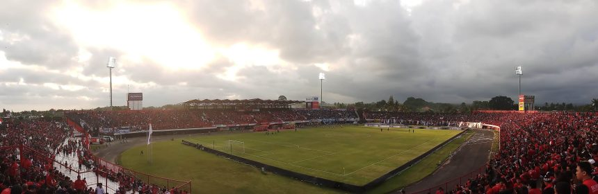 With the suspension of Indonesia Liga 1 until February 2021, we won't see full stadiums in Indonesia for quite some time (image courtesy Jarrod Partridge)