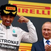 F1 Blast from the Past: Hamilton closes in on third title at Sochi