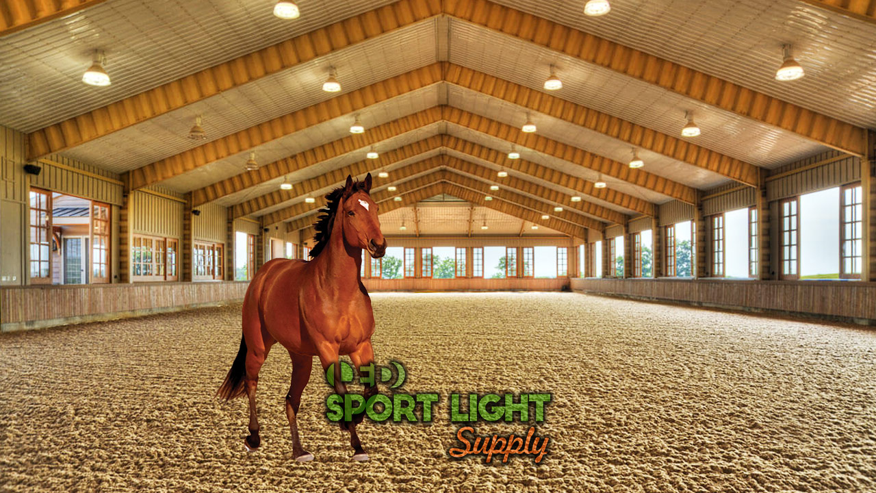 how to diy horse arena lighting 5