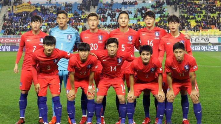 Cənubi Koreya DÇ 2018 ile ilgili görsel sonucu