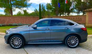 MERCEDES GLC 350 E FASCINATION Hybride complet