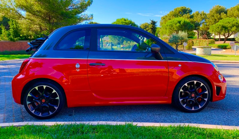 ABARTH 595 Compétizione Cabriolet 180 ch complet