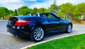 MERCEDES SLK 200 BLUEEFFICIENCY 184 ch complet