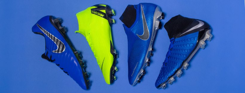 Put your best foot in the Nike Always Forward pack!