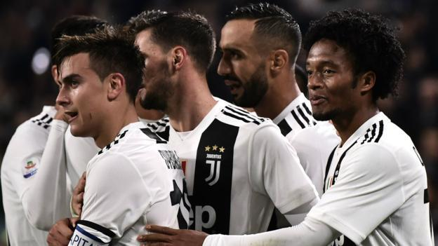 Juventus: Why Italians are so much more than Cristiano Ronaldo — High Velocity Sport
