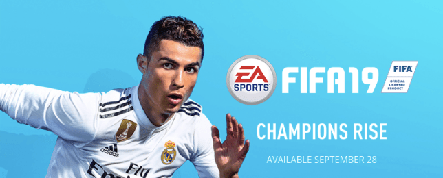 FIFA 19 | The Best Parts — GeekRockTV.com — Travel Nerds at Comic Cons, Theme Parks, Movies Premiers & Live Events.